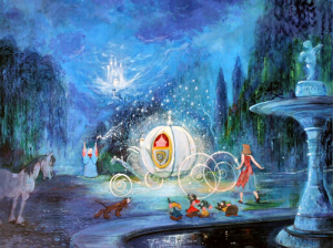 Cinderella-Wallpaper-disney-princess-28961490-1024-768 chariot