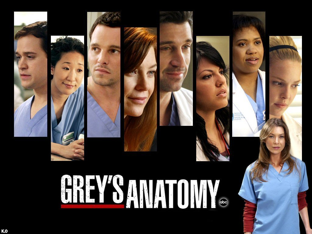 Life Post Grey's Anatomy… | Mad Woman in The Attic